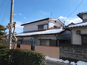 吉岡町 外壁屋根工事完工