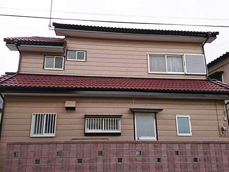 伊勢崎市 外壁塗装工事 完了