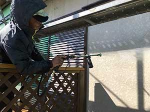 玉村町 外壁塗装 洗浄