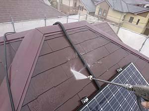 藤岡市 屋根洗浄