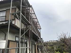 沼田市 外壁塗装工事