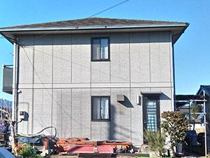 高崎市箕郷町 外壁塗装