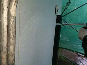 渋川市伊香保町 外壁塗装工事 洗浄