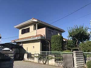 埼玉県上里町 外壁塗装工事完工