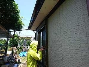 前橋市富士見町塗装 洗浄