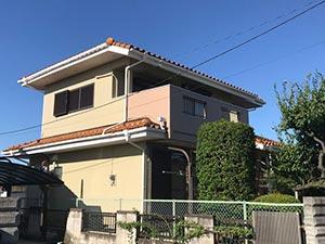 埼玉県上里町 外壁塗装 施工事例
