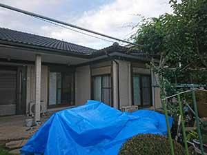前橋市富士見町 外壁塗装完工