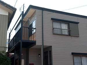 吉岡町 屋根外壁塗装完工