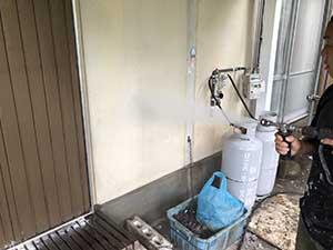 桐生市 外壁洗浄