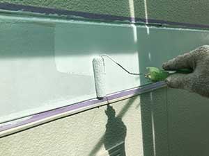 桐生市 幕板塗装