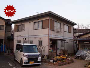 桐生市 外壁屋根塗装