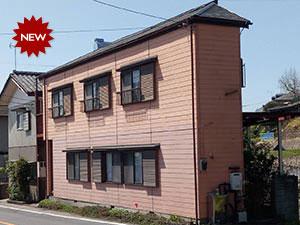 群馬郡吉岡町 外塀・屋根塗装