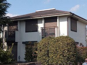 佐波郡玉村町 コロニアル屋根塗装