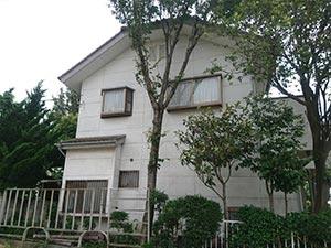前橋市富士見町 パワーボード外壁塗装