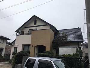 吉岡町 外壁と屋根塗装完工