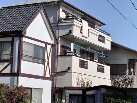 高崎市宮元町 外壁・屋根塗装 施工後