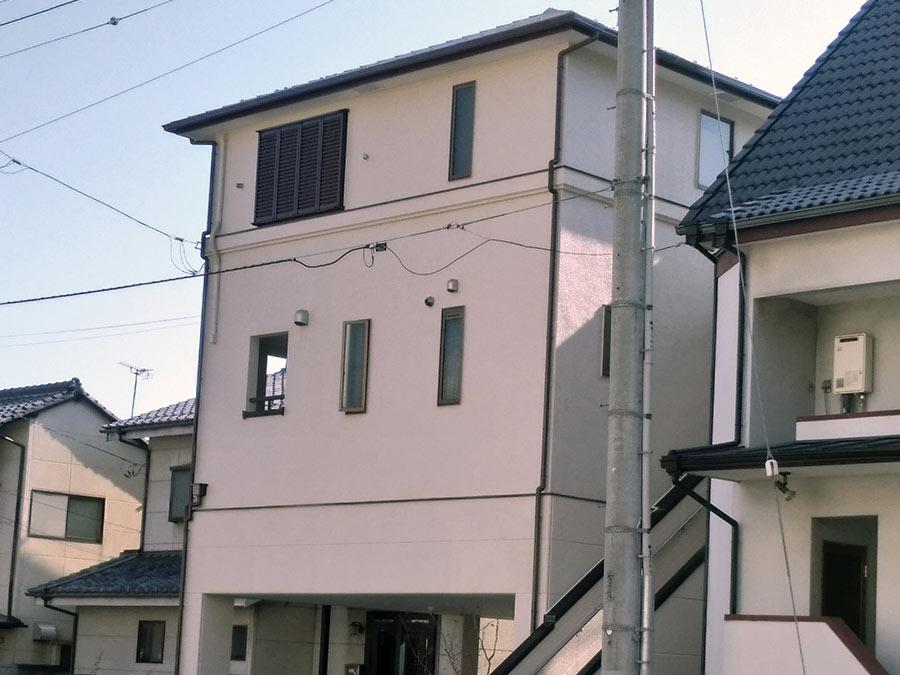高崎市宮元町 外壁・屋根塗装 施工事例
