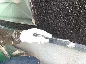 太田市 外壁塗装 水切り塗装