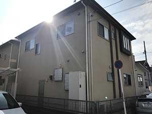 太田市 モルタル外壁塗装
