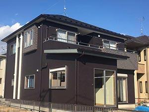 太田市 外壁塗装 完工