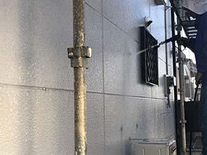 前橋市三俣町 外壁洗浄