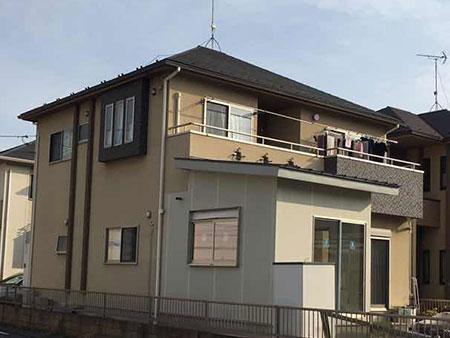 太田市 外壁塗装 施工前