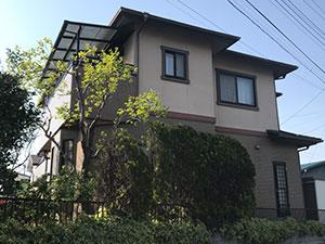 前橋市富士見町 外壁屋根塗装