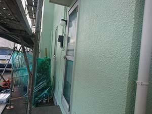 前橋市箱田町  外壁塗装完工