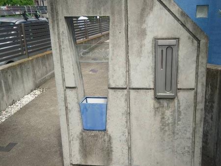 前橋市 ボックス塗装前
