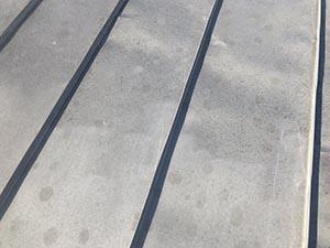 高崎市上中居町 屋根塗装前