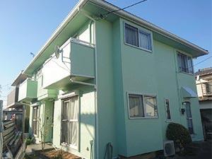 前橋市箱田町 外壁屋根塗装工事後
