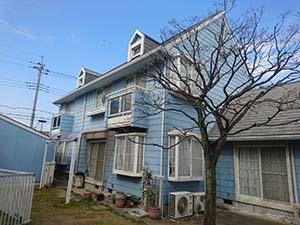 前橋市天川原町屋根外壁塗装