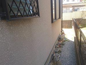 高崎市中居町 外壁塗装