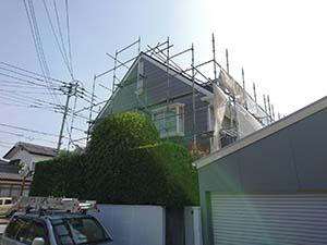 前橋市天川大島町 外壁屋根塗装