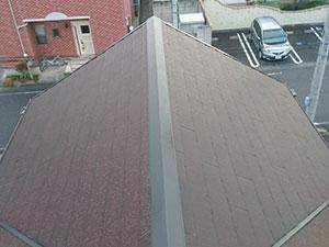 伊勢崎市茂呂町 屋根外壁塗装