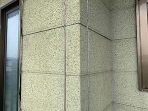 渋川市 外壁コーキング補修