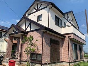 伊勢崎市茂呂町 外壁屋根塗装