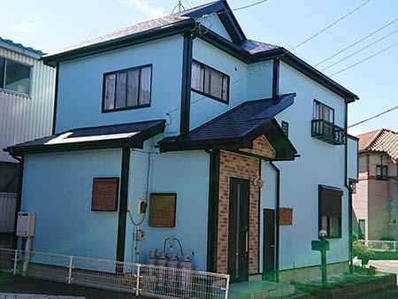前橋市天川大島町 外壁・屋根塗装 アフター