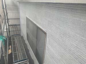 前橋市天川大島町 壁塗装