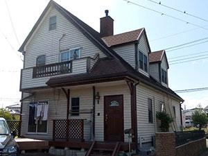 高崎市山名町I様 アスファルトシングル屋根とサイディング壁の塗装