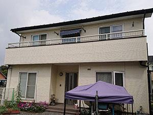 玉村町 屋根外壁アポリテック塗装