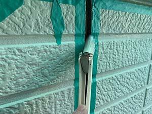玉村町 外壁コーキング打ち替え プライマー