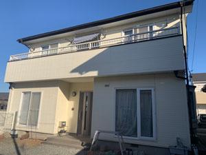 玉村町 外壁屋根アポリテック塗装