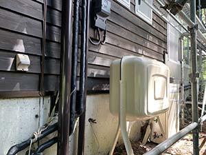 別荘 外壁塗装