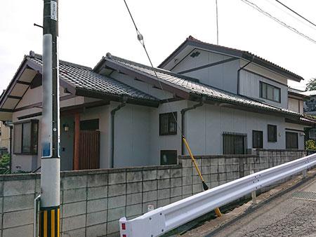 渋川市 外壁塗装