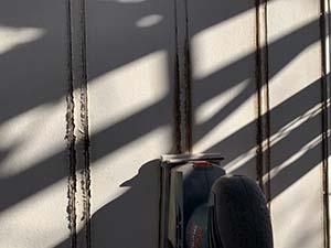 前橋市勝沢町 外壁塗装 ケレン