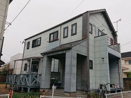 伊勢崎市 外壁塗装前